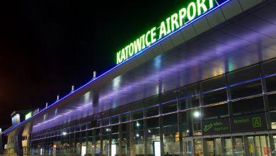 Pyrzowice: Rumun zostawił swój bagaż, postawił wszystkie służby na nogi