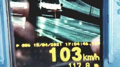 Grupa SPEED w akcji w Tychach. Złapali kierowcę, który uzbierał 20 punktów (fot.KWP Katowice)