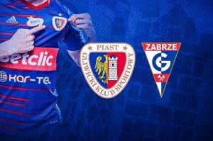 Piast Gliwice podejmie 12 kwietnia Górnika Zabrze. Derby zapowiadają się wyjątkowo emocjonująco! (fot.GKS Piast Gliwice)