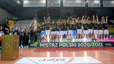 Doczekali się! Jastrzębski Węgiel został mistrzem Polski