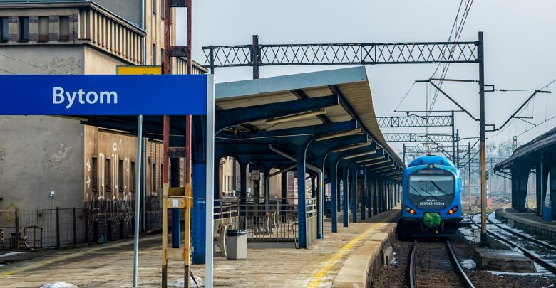 Nadal nie kursują pociągi z Bytomia do Katowic. Ruch ma zostać przywrócony w sobotę (fot.UM Bytom)