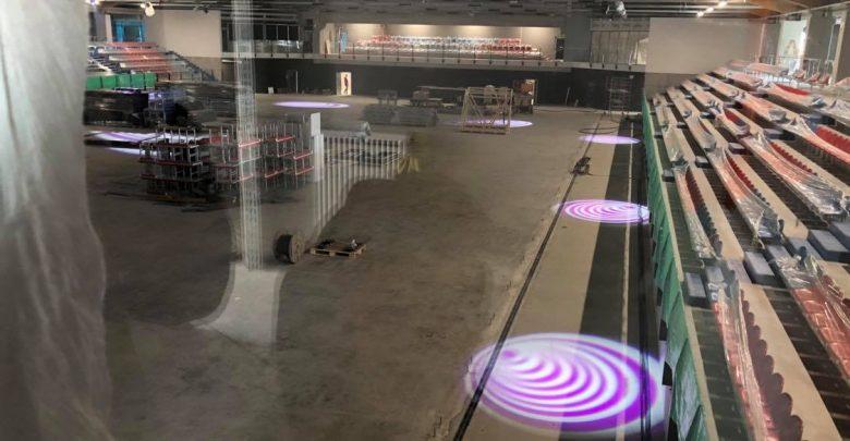 Bytom: Co słychać na placu budowy nowej hali lodowiska? (fot.UM Bytom)