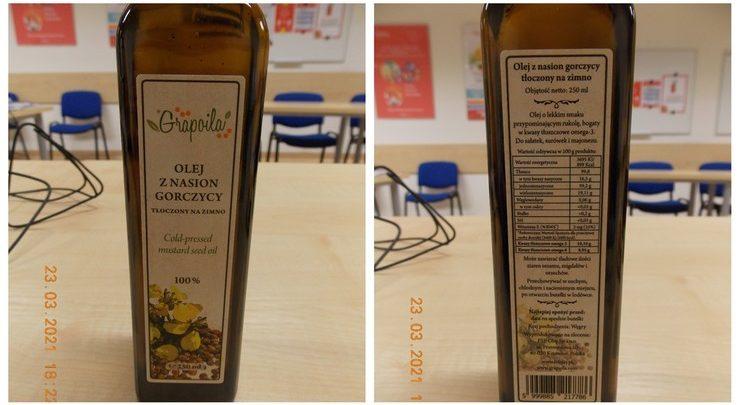 Uważajcie na ten olej! GIS uznał go za niebezpieczny dla zdrowia [KOMUNIKAT]Uważajcie na ten olej! GIS uznał go za niebezpieczny dla zdrowia [KOMUNIKAT]