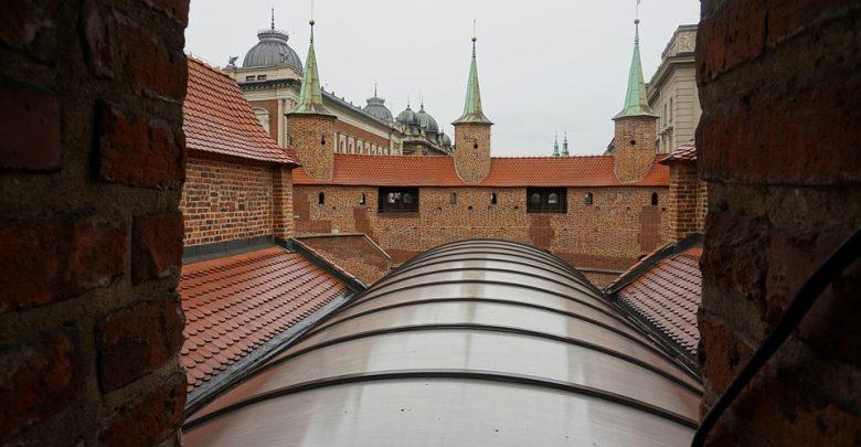 Nielegalne zgromadzenie przed Barbakanem w Krakowie. Policja wystawiła kilkadziesiąt mandatów (fot.poglądowe/www.pixabay.com)