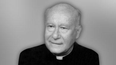 Nie żyje ksiądz prałat, Władysław Basista. Znany nie tylko w Katowicach, których był Honorowym Obywatelem ksiądz Basista zmarł w wieku 93 lat. (fot.Archidiecezja Katowicka)