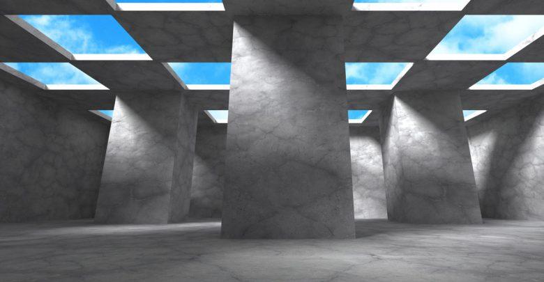 Dekoracyjny beton we wnętrzu (foto: materiał partnera)