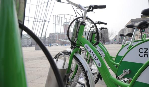 Epidemia pokrzyżowała plany. Częstochowa przekłada start roweru miejskiego. Fot. UM Częstochowa
