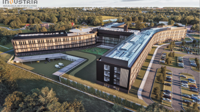 Kluczowa inwestycja dla Gliwic. Nowy szpital miejski coraz bliżej (fot.UM Gliwice)