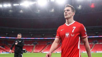 Uraz Arkadiusza Milika na zgrupowaniu przed Euro 2020! (fot.Łaczy Nas Piłka)