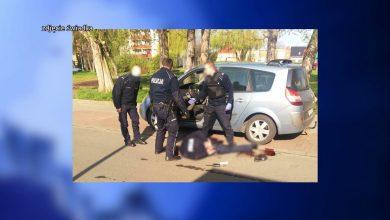 Postrzelony zabójca policjanta z Raciborza jest w szpitalu. Prokuratura stawia mu zarzuty