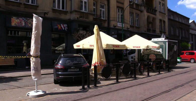 Od 15 maja otwarte ogródki w restauracjach. Miasta w woj.śląskim i tu chcą pomóc restauratorom