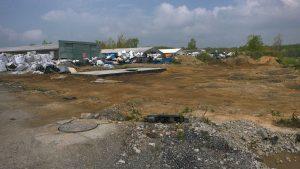 Odkrycia dokonali pracownicy Wojewódzkiego Inspektoratu Ochrony Środowiska z Bielska Białej podczas kontroli prowadzonej w jednej z sąsiednich firm. Czynności w sprawie trwają