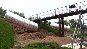 Zniszczenia jak po wojnie albo tajfunie! TAK wyglądają śląskie gminy po burzach i zalaniu!