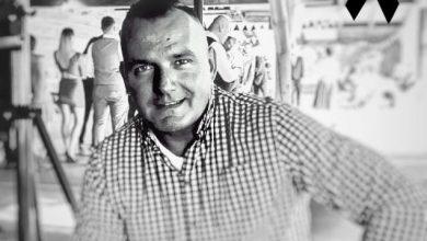 Zastrzelony w Raciborzu policjant to Michał Kędzierski. Zanim został policjantem, pracował w śląskich mediach (fot.KWP Katowice)