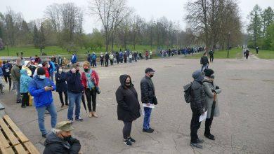 """""""Zaszczep się w majówkę"""": Prawie 900 osób zaszczepionych jednego dnia w Parku Śląskim"""