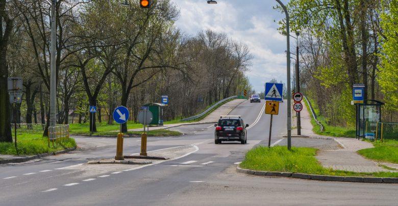 Ten wiadukt aż prosił się o remont! No to się doprosił. Wiadukt przy Mikołajczyka w Sosnowcu będzie naprawiony (fot.UM Sosnowiec)