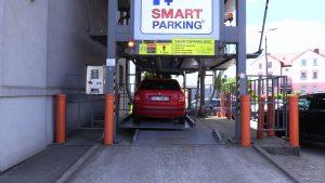 Parking typu smart to rozwiązanie, które już zostało wykorzystane w Mikołowie. Funkcjonuje przy firmie produkującej podobne mechanizmy od ośmiu lat