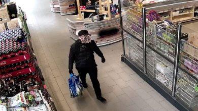 """Policja z Gliwic daje wandalowi ultimatum. """"Zgłaszasz się, albo pokażemy twoją twarz!"""" (fot.KMP Gliwice)"""