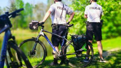 Katowice: Policyjne patrole rowerowe wyruszyły w miasto (fot.Śląska Policja)