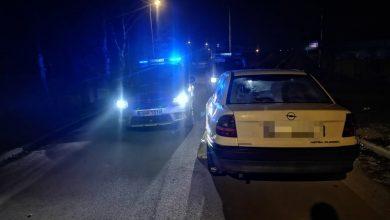 Śląskie: Złapał pijanego kierowcę i zamknął go w samochodzie. Brawa dla tego pana, bo kierowca miał 3 promile (fot.Śląska Policja)