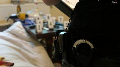 Śląskie: Zamieścił w sieci informację, że konstruuje broń. Przyszli po niego policjanci (fot.KMP Żory)