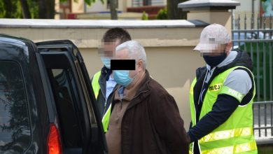 Gwałt i zabójstwo 67-latki. Sprawca zatrzymany po 32 latach (fot.Policja Lubelska)
