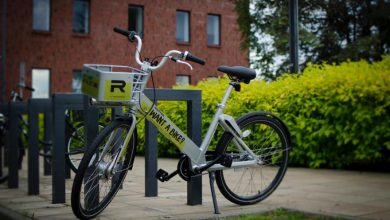 Tandemy, cargo i zwykłe. Gliwice odpalają system roweru miejskiego. 300 rowerów w wypożyczalniach (fot. materiały firmy Roovee S.A.)
