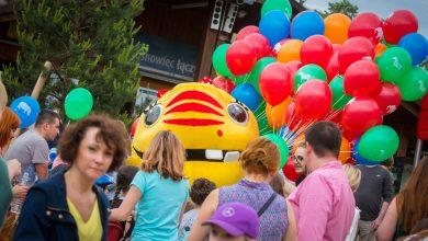 Dzieci ponownie będą świętowały w Sosnowcu. Fot. UM Sosnowiec