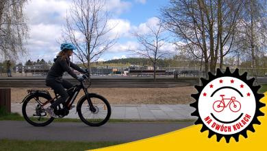 Olsztyn - miasto przyjazne rowerzystom