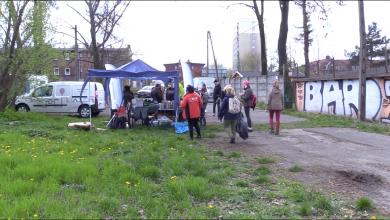 Sprzątanie obywało się też w Kostuchnie, Nikiszowcu, Brynowie i w Ligocie. W tej ostatniej mieszkańcy czyścili koryto i brzeg rzeki Kłodnica. Z wody wyciągnęli np. motocykl.
