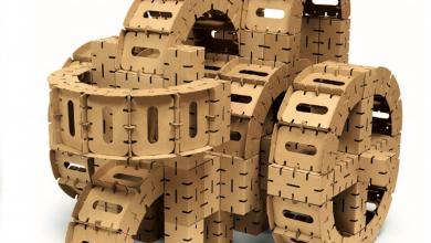 CARDBLOCKS - tekturowa swoboda tworzenia (fot. materiały prasowe)