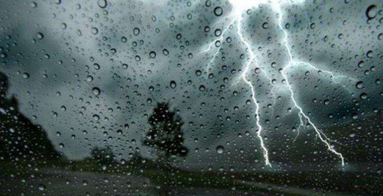 UWAGA! Idą burze! Jest ostrzeżenie meteorologiczne. Fot. poglądowe pixabay.com