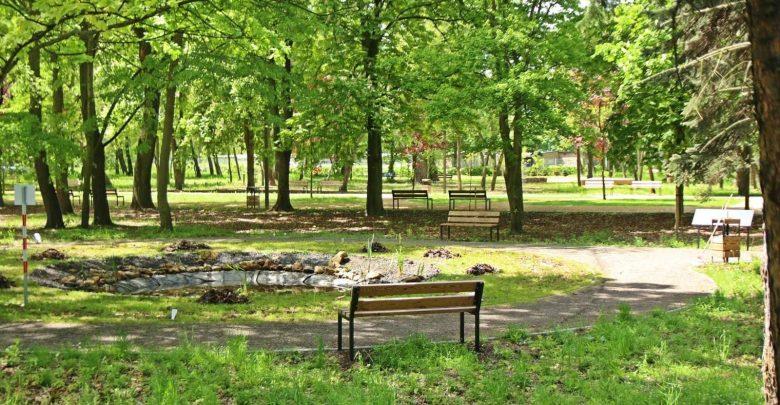 Sosnowiec zrewitalizował Park Fusińskiego. W środę otwarcie. Fot. UM Sosnowiec