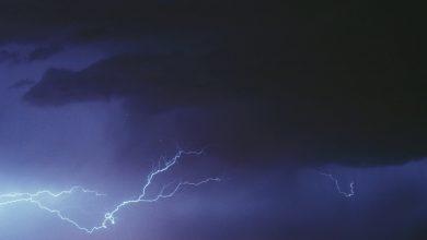 Gradobicie, ulewny deszcz i burze! Jest ostrzeżenie przed burzami dla 8 województw! (fot.pexels.com)