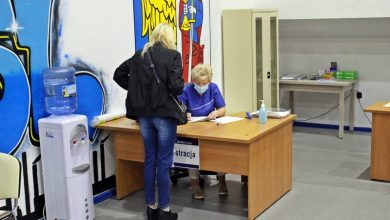 Ruda Śląska: Ruszyły dwa Punkty Szczepień. Każdy z nich może wykonać do 1200 zastrzyków dziennie (fot. UM Ruda Śląska)