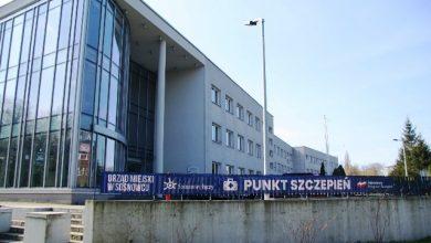 Miejski Punkt Szczepień w Sosnowcu już działa. Jest czynny 7 dni w tygodniu (fot.UM Sosnowiec)