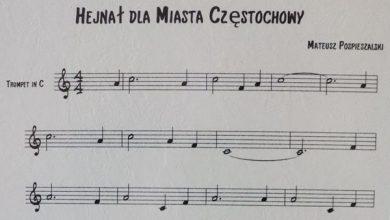 Częstochowa niczym Kraków. Ma swój hejnał. Fot. UM Częstochowa