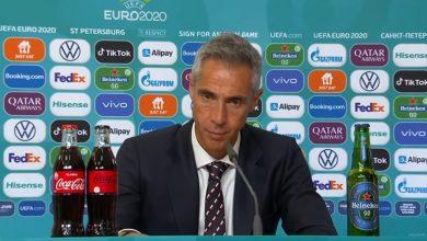 Optymizmu naszemu trenerowi odmówić się nie da. Mówi o 5 punktach do zdobycia z Hiszpanią i Szwecją... (fot.youtube)