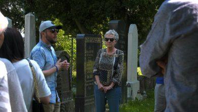 Historia na długi weekend, czyli spacer po żydowskim cmentarzu w Pszczynie