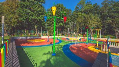 Startuje kolejny Wodny Plac Zabaw w Siemianowicach Śląskich. Po Chorzowie, swoją wodną atrakcję uruchamiają wkrótce Siemianowice Śląskie (fot.UM Siemianowice Śląskie)