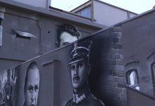 Ależ piękny! Mural Powstań Śląskich w Siemianowicach zachwyca rozmachem i detalami!
