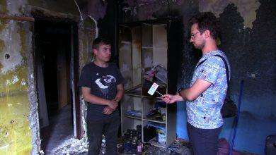 Kamil z Katowic w pożarze stracił wszystko. Ale nie pomoc dobrych ludzi. Ruszyła specjalna zbiórka