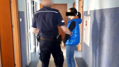 Matka pogryzła swoją córkę. 4-latka miała być niegrzeczna (fot.KPP Otwock)