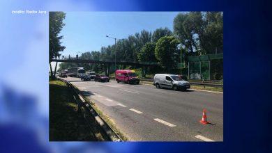 Koszmarny wypadek w Częstochowie! 4-latek wbiegł pod samochód, za nim ratująca go matka! Oboje są ranni