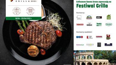 Festiwal Grilla 2021, 18-20 czerwca 2021, Pałac Termy Saturna Czeladź