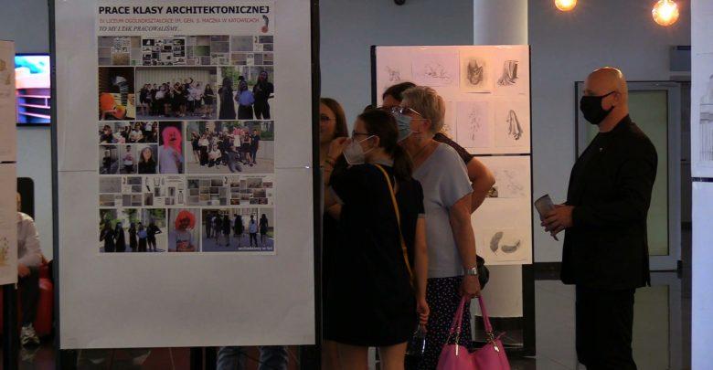 Lem w architekturze, czyli licealiści dają czadu na wystawie w WST w Katowicach!