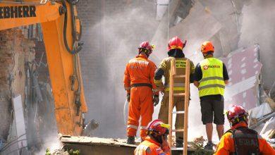 Przyczyny wciąż nieznane. Inspektor nadzoru budowlanego sprawdza, czemu zawaliła się kamienica w Chorzowie