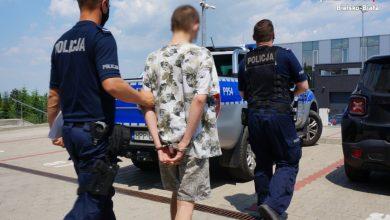 GTA weszło za mocno. 18-latek ukradł audi za 60 tysięcy. Fot. Śląska Policja