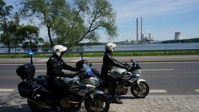 Policjanci na motocyklach znowu wyruszyli w trasę. Spotkacie ich na rybnickich drogach (fot. KMP Rybnik)