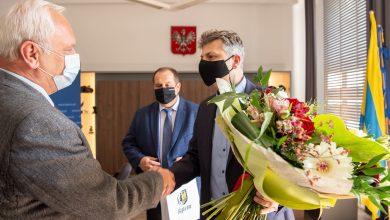 Po ponad roku zakończył swoją pracę w Szpitalu Specjalistycznym nr 1 w Bytomiu dyrektor Władysław Perchaluk, który złożył rezygnację ze względów zdrowotnych. [fot. UM Bytom / Hubert Klimek]